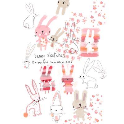 Sunny Rabbits!