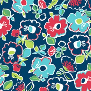 Jane Hirst Illustration floral pattern