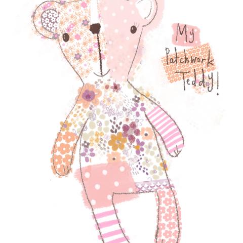 Patchwork Bear