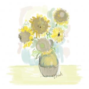 my sunflowers copy