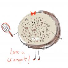 Crumpets!