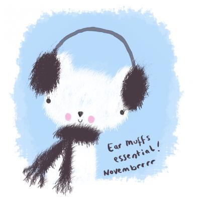 Ear Muffs!