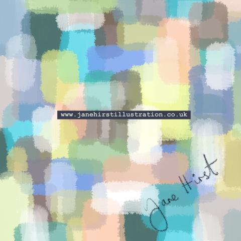 Layered colour 7