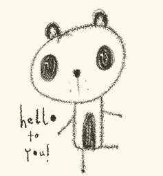 Hello to you!