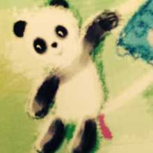 Always include a Panda!