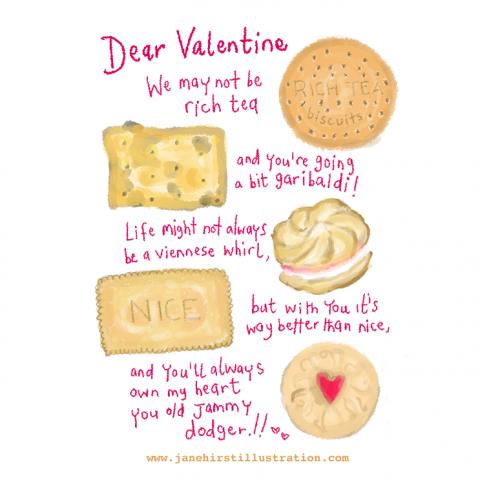 Dear Valentine!