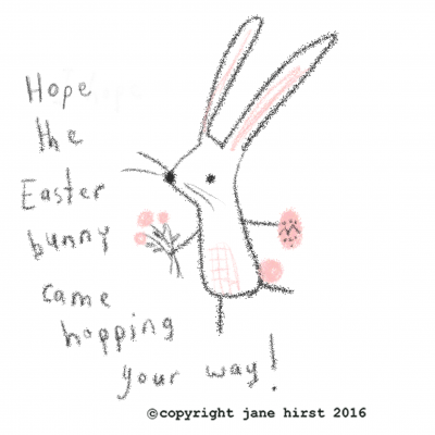Hoppy and happy!