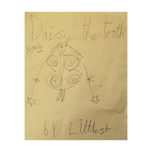 The Tooth Fairy!