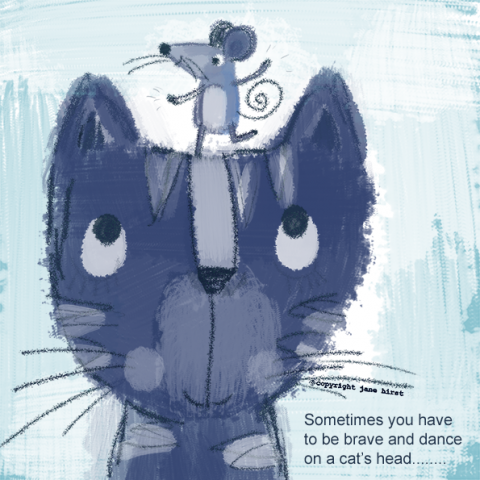 Dancing Mouse!