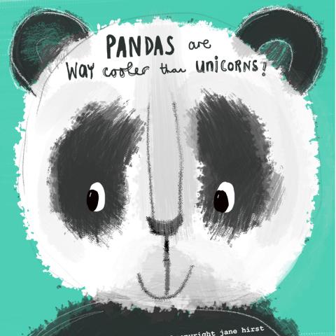 Pandas are....