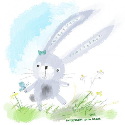 Spring Rabbit
