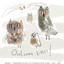 Owlsome times!