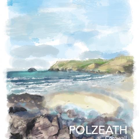 Polzeath, Cornwall