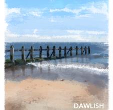 Dawlish Warren Beach, Devon
