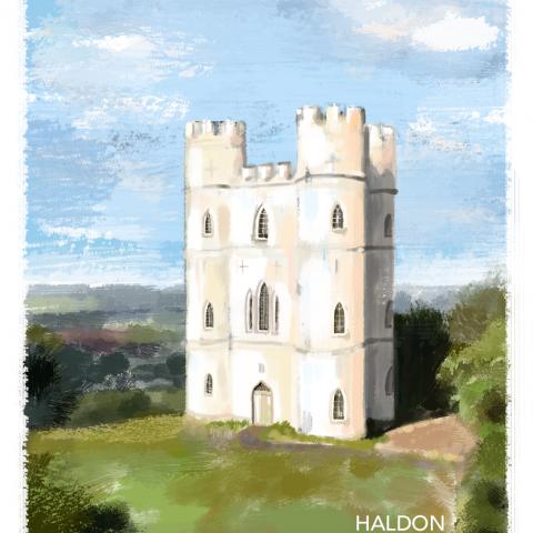 Haldon Belvedere (Lawrence Castle) Devon