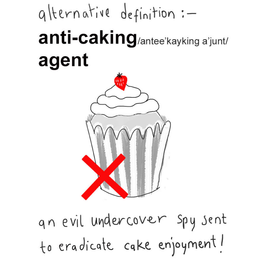 Anti-caking Agent!