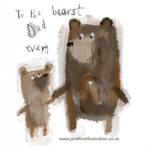 Bearst Dad ever!