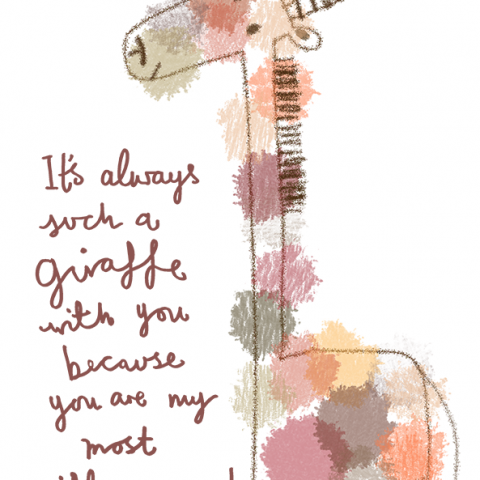 Witty Giraffe