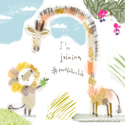 You're avin' a giraffe!